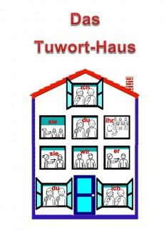 Spiel: Das Tuwort-Haus
