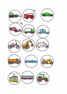 Nanu-Ergänzungssatz Fahrzeuge