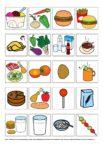 Bildkarten: Lebensmittel (2)