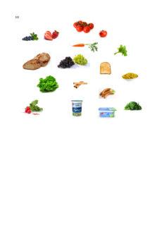 Lebensmittel – Mini Kaufmannsladen
